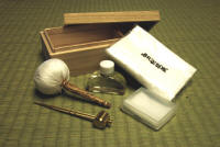 Delux Sword Cleaning Kit